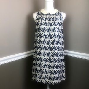 Anthropologie 9-H15 STCL XS Dress Cat Print